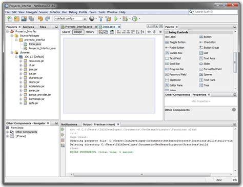 tutorial java netbeans interfaz grafica mi primera aplicaci 243 n gr 225 fica en java
