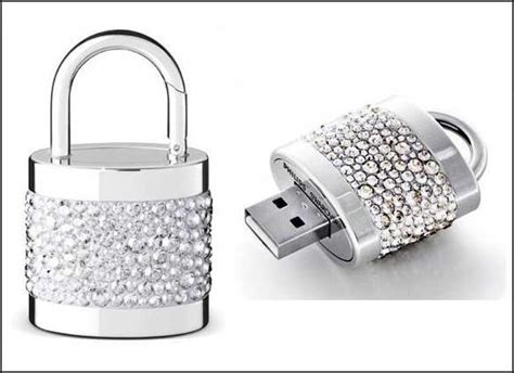 One Gig Of Glitter From Philips And Swarovski by Tecnologia Club Noir