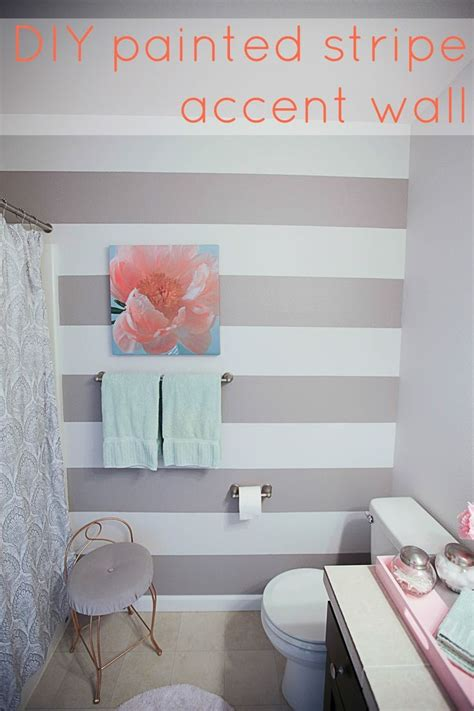 grey and white striped bathroom 1000 ideas about striped accent walls on pinterest stripe accent walls boys