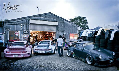 Just Garages one shot an evening at rwb