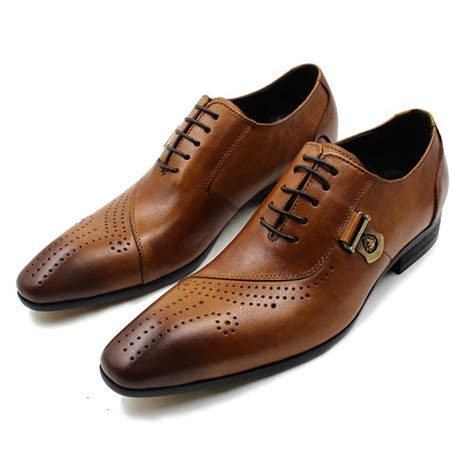 Italian Shoes by Italian Mens Dress Shoes Leather Style Guru Fashion