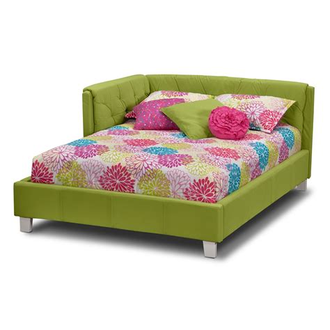 kids full bed jordan ii full corner bed value city furniture