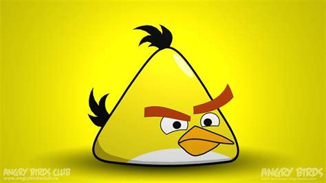 angry bid yellow angry bird