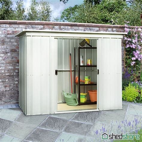Metal Garden Shed With Base by 17 Best Ideas About Metal Shed On Sheds Shed