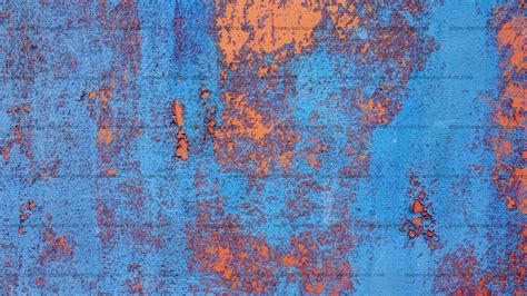 Rugged Background by Paper Backgrounds Blue Orange Rugged Metal Texture Hd