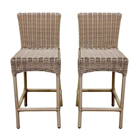 Pier One Wicker Bar Stools by Rattan Bar Stools Pier One Home Design Ideas