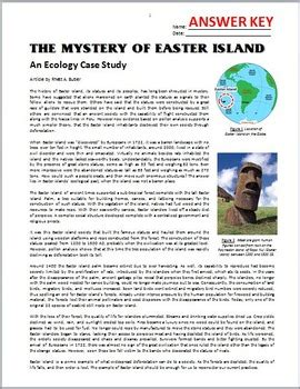 easter island worksheet answers rcnschool