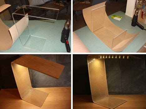 diy design easy cheap do it yourself bent wood l design