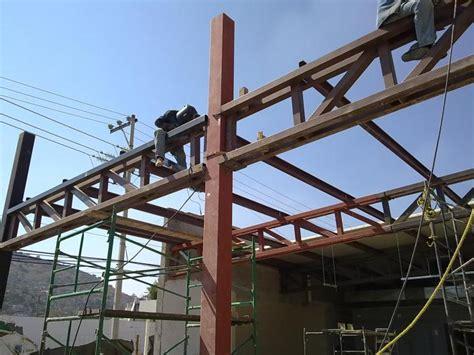 cenefas metalicas estructuras y techos metalicos revamimantenimiento de