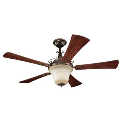 Sea Gull Lighting Parkview 52 In Russet Bronze Ceiling Seagull Ceiling Fans