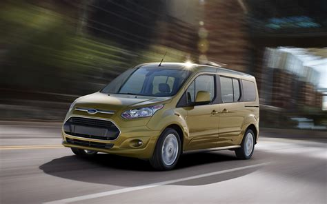 2014 Ford Transit Connect by 2014 Ford Transit Connect Left Front 2 Photo 12