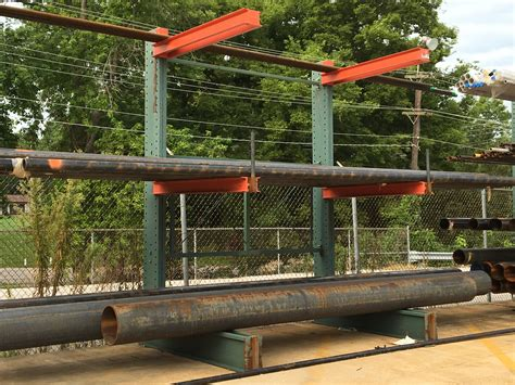 Drill Pipe Rack by Bar Tubing Pipe Rack Warehouse Rack And Shelf