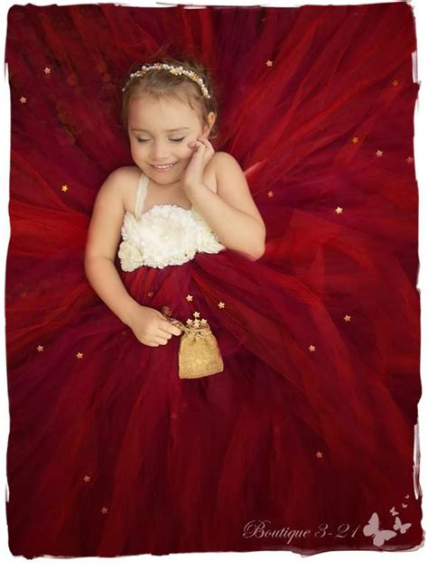 Baby Wine Tutu Dres cranberry flower dress cranberry tutu dress