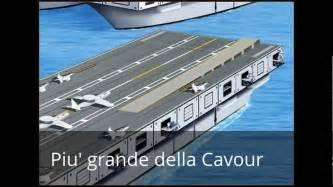 portaerei italiane garibaldi italia la nuova portaerei giulio cesare