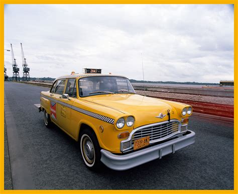 yellow cab why are taxi cabs yellow the true story behind the color