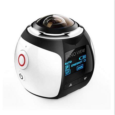 Kamera Cctv Olumi Vr 2011 Hd 360 degree wifi 4k 3d vr sports panoramic 16mp hd 30fps waterproof 230