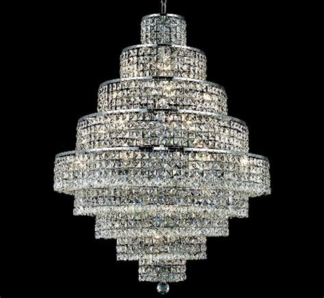 Large Glass Chandeliers Maxim Collection Large Chandelier Grand Light