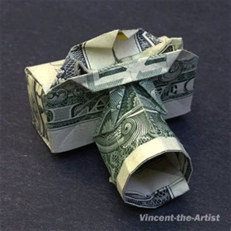 tutorial origami camera 27 best images about dollar bill origami on pinterest