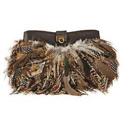 Carrie Bradshaw The Salvatore Ferragamo Ostrich Feather Bag by And The City Always Fashionable