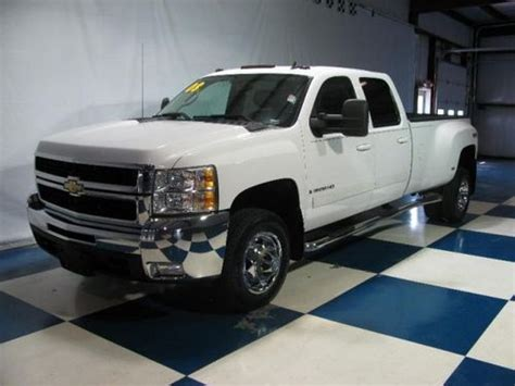 2008 chevrolet silverado 3500 for sale used cars for sale purchase used 2008 chevy silverado 3500hd crew cab 4wd ltz drw 6 6l diesel in warsaw missouri
