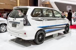 Repair Toyota Jakarta Modifikasi Avanza Veloz 2014 Gambar Mobil