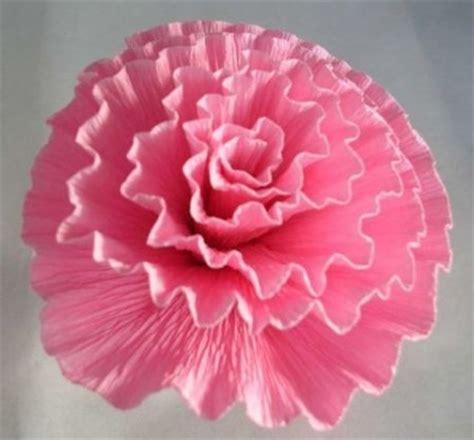 come si fanno i fiori di carta fiori di carta crespa foto 3 52 pourfemme