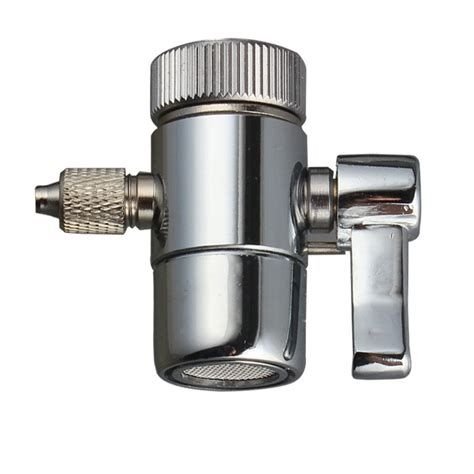 kitchen faucet diverter valve kitchen sink faucet diverter valve ro water filter 1 4 quot x 13 16 quot ebay