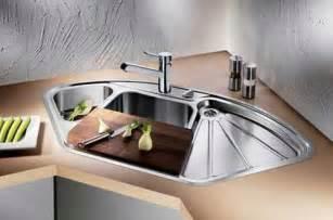 sink units for kitchens modern kitchen interior designs the advantages of corner
