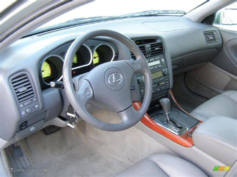 light charcoal interior 2001 lexus gs 300 photo 43874862 gtcarlot com