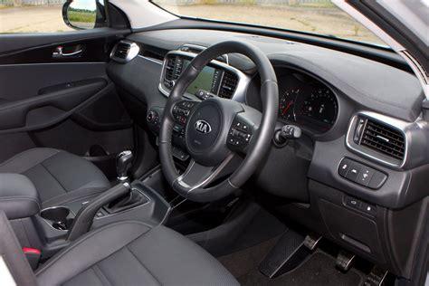 Kia Interior Parts Kia Sorento Estate 2015 Features Equipment And