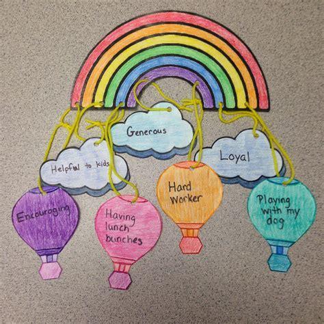 self esteem crafts for creative elementary school counselor self esteem me mobile