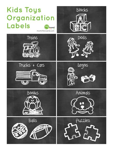printable labels home organization home management organize with free printable labels mom