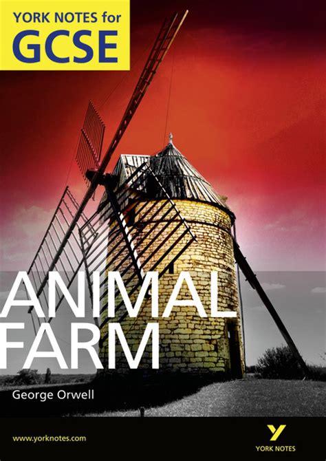 animal farm york notes pearson education animal farm york notes for gcse grades a g