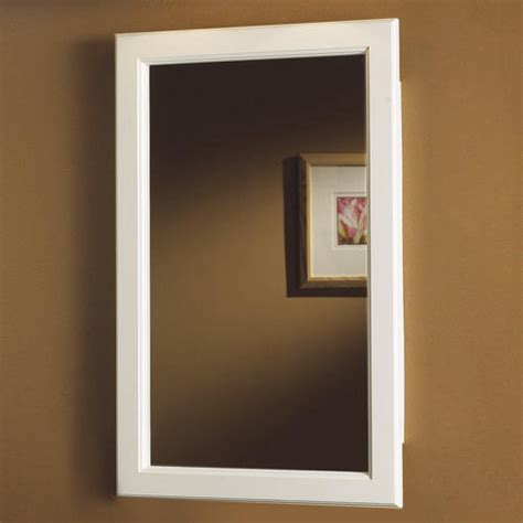 recessed bathroom mirrors mirror medicine cabinets neiltortorella com marvelous 1 wood recessed with mirrors clipgoo
