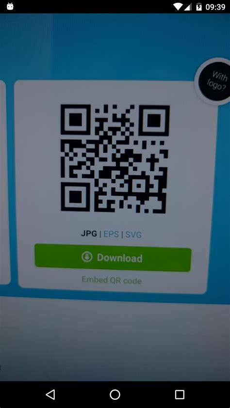 qr scanner for android android qr code reader made easy varvet