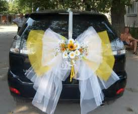 wedding collections wedding car decorations