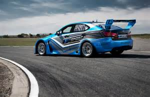 Cars Racing Lexus Of Brisbane Introduces Lexus Is F Race Cars Lexus