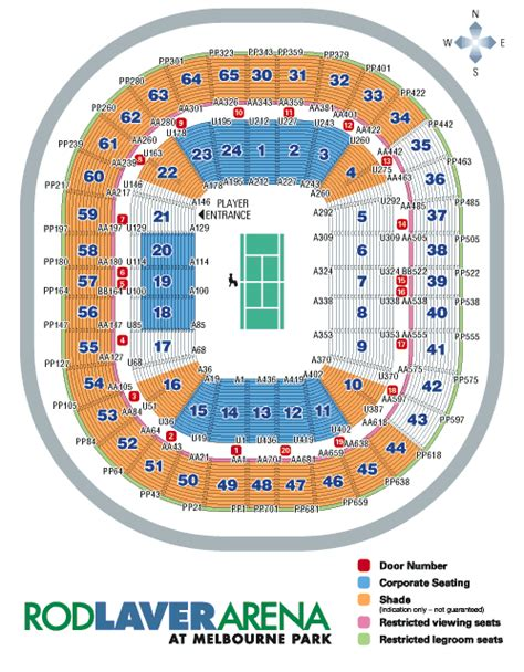 rod laver arena floor plan hemoglobin 1 ac results graph diabetes inc