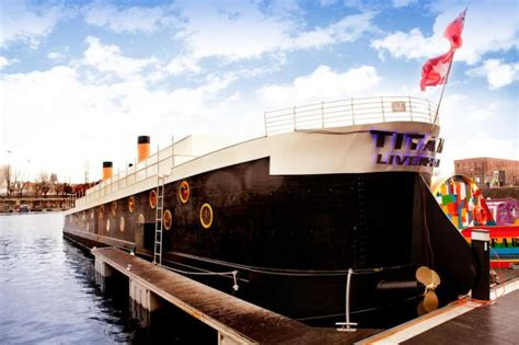 titanic boat albert dock 10 amazing weird and unusual uk hotels for the best