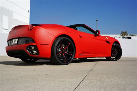 ferrari custom paint custom painted rims for ferrari giovanna luxury wheels