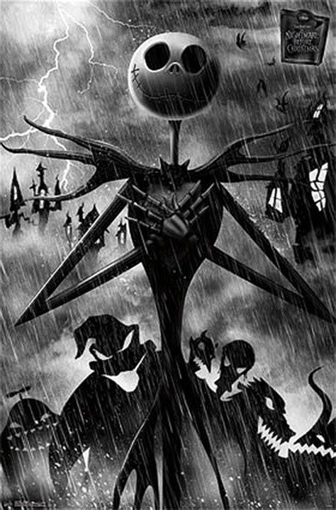 imagenes jack skellington movimiento l 201 trange no 235 l de monsieur jack shadow poster affiche