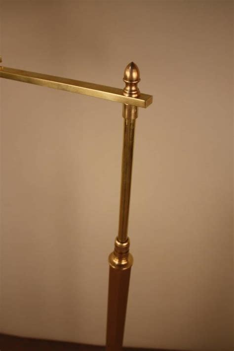 bronze swing arm l french bronze swing arm adjustable height floor l at