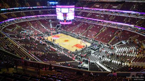 section 330 united center united center section 330 chicago bulls rateyourseats com
