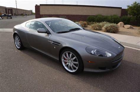 Aston Martin For Sale Ebay by Kiefer Sutherland S Bauer Esque Aston Martin Db9 For
