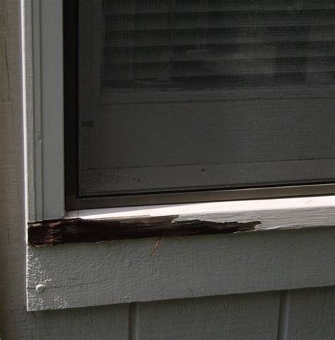Replacement Window Sills Pvc Overland Park Ks Replacement Windows Window Repair
