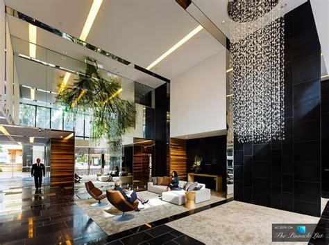 the hyde luxury apartment building arhitektura 1000 images about apartment lobby on