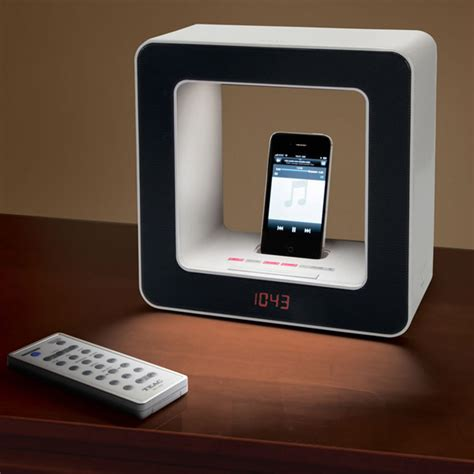 alarm clock that wakes you up with light teac sr luxi iphone alarm clock wakes you with light