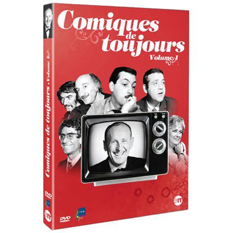 comiques de toujours volume 1 dvd editions