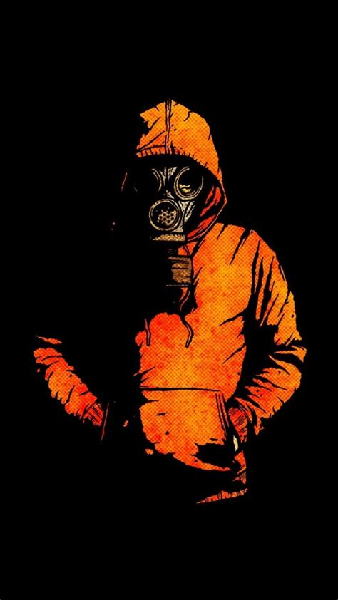 wallpaper iphone 6 orange iphone 6 black and orange man cool wallpapers iphone