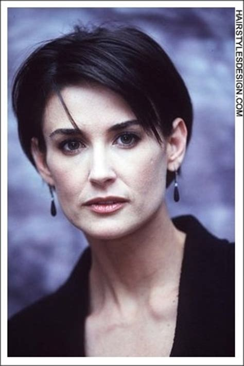 demi moore hair cuts demi moore hair beauty pinterest